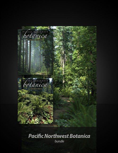 Pacific Northwest Botanica - Bundle