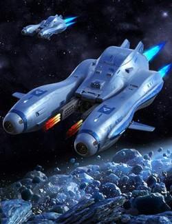 Sci-fi Artifact Jet