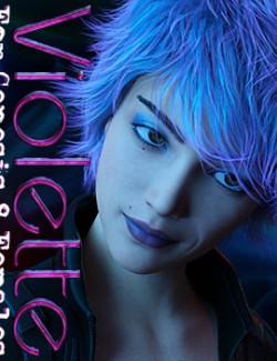Violette For Genesis 8 Females