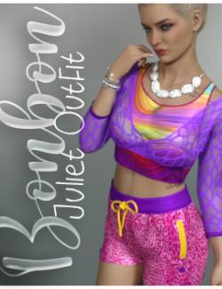 Bonbon Juliet Homewear Outfit G8.1F