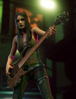 Rock Star Series - Modern Bass