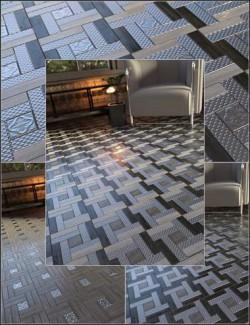 Parquet Flooring Shaders Vol 2