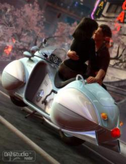 Motorbike ZAZ