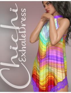 ChiChi Exhale Dress G8F