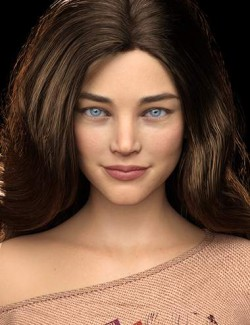 Lily HD for Genesis 8.1 Female