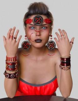 Elaborate Jewelry Vol 4