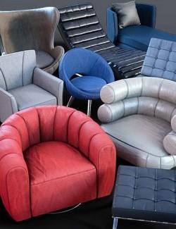 Z Modern Seating Scene Essentials