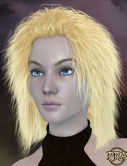 Prae-Pacey Hair For La Femme Poser