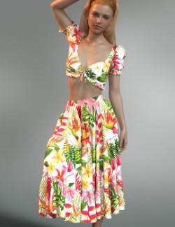 dForce Natalie's Summer for Genesis 8 (8.1) Females