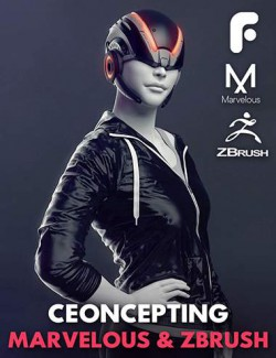 Concepting with Marvelous Designer & ZBrush