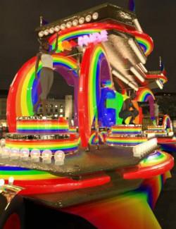 Pride Carnival Float