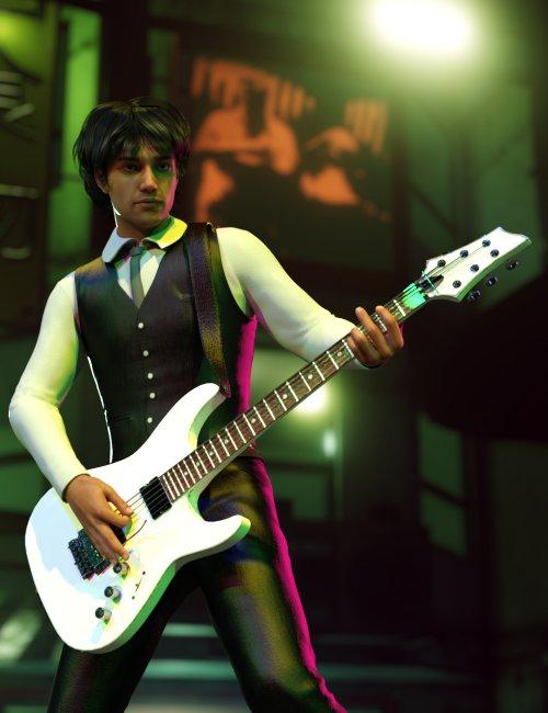 Rock Star Series - Modern Guitars