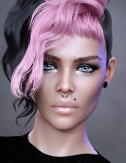 Emily HD for Genesis 8.1 Female