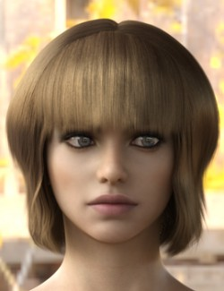 FD Hair for Genesis 8 and 8.1 Female