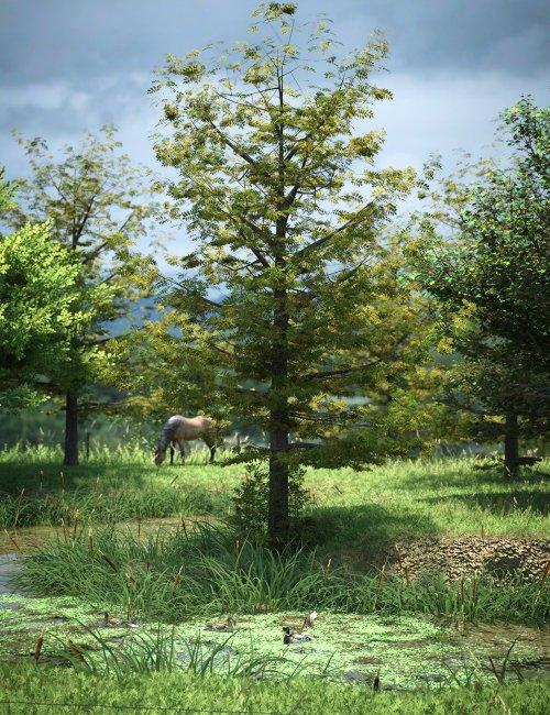 The Greenwood Vol 2 - Ash Trees
