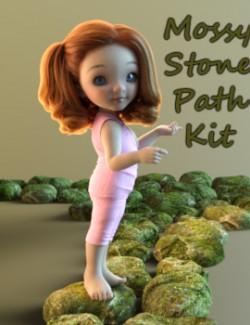Mossy Stone Path Kit