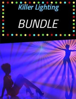 Killer Lighting- Lighting for Photorealistic Renders Bundle