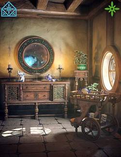 ROG Fantasy Home- Hallway Furniture Set