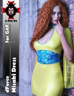 JMR dForce Misaki Dress for G8F