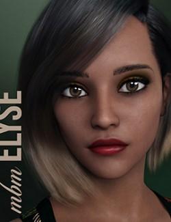 MbM Elyse for Genesis 3 and 8 Female