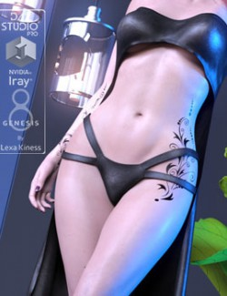 dForce Apex for Genesis 8 and 8.1 Female