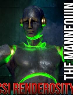 CSI Renderosity-The Mannequin