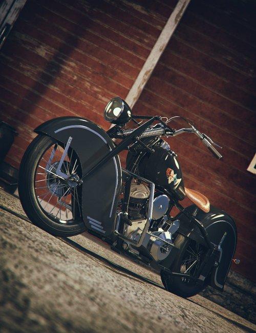 Old Street Bike