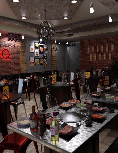 FG Korean BBQ