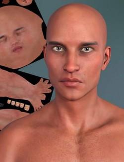 TMHL Medium Skin Merchant Resource for Genesis 8.1 Male