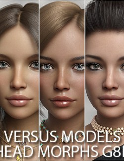 VERSUS MODELS - Head Morphs for G8F Vol6