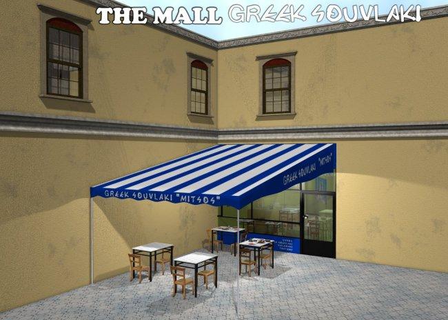 The Mall - Greek Souvlaki