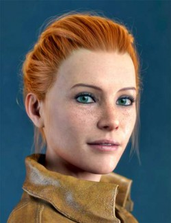 Evonne HD for Genesis 8.1 Female