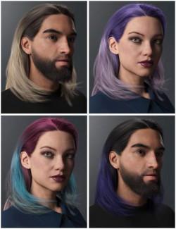2021-12 Hair Texture Expansion