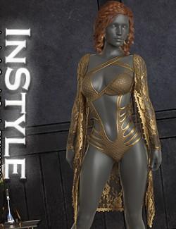 InStyle - Jazmina for Genesis 8 Females