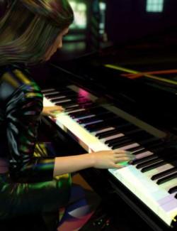 Rock Star Series - Grand Piano