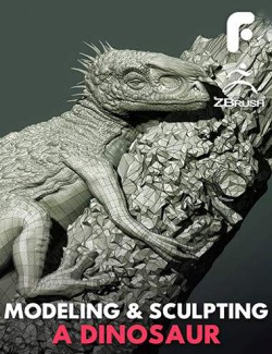Modeling and Sculpting a Dinosaur