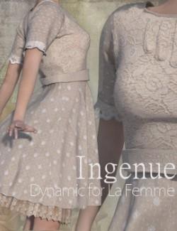 Ingenue Dynamic For La Femme