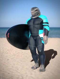 Bodysuit for Jawz