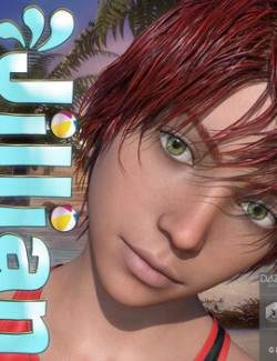 Jillian For Genesis 8 Females