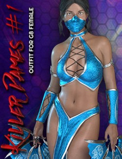 Exnem Killer Dames 1 Outfit for G8 Female