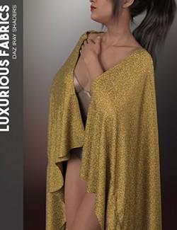 Daz Iray - Luxurious Fabrics