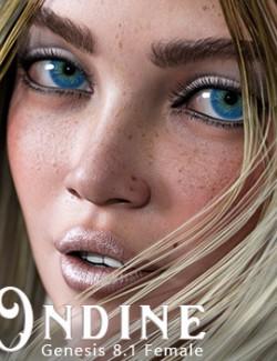 Ondine For Genesis 8.1 Female