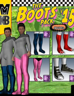 Boots v015 MMKBG3