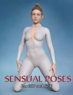 Sensual poses for G8F and G3F