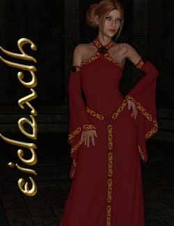Eideadh dForce outfit for Genesis 8 Female(s)