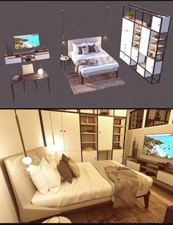 Cecilia House Bed Furniture