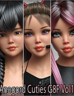 Anagord Cuties G8F Vol 1
