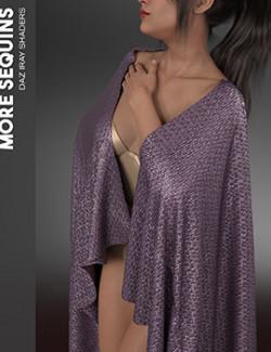Daz Iray- More Sequins