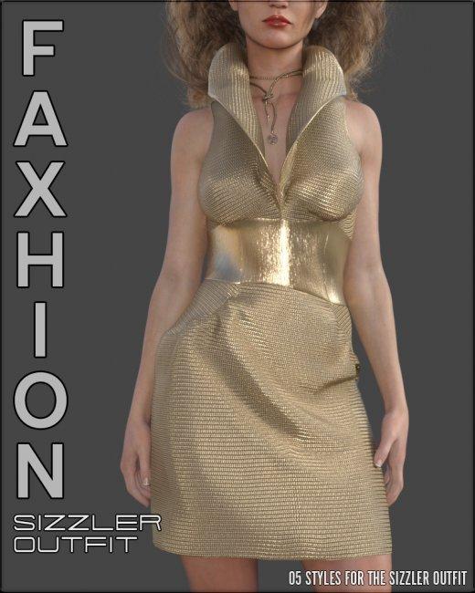 Faxhion - Sizzler