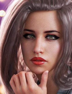 Inner Beauty Shapes for Genesis 8 and 8.1 Female
